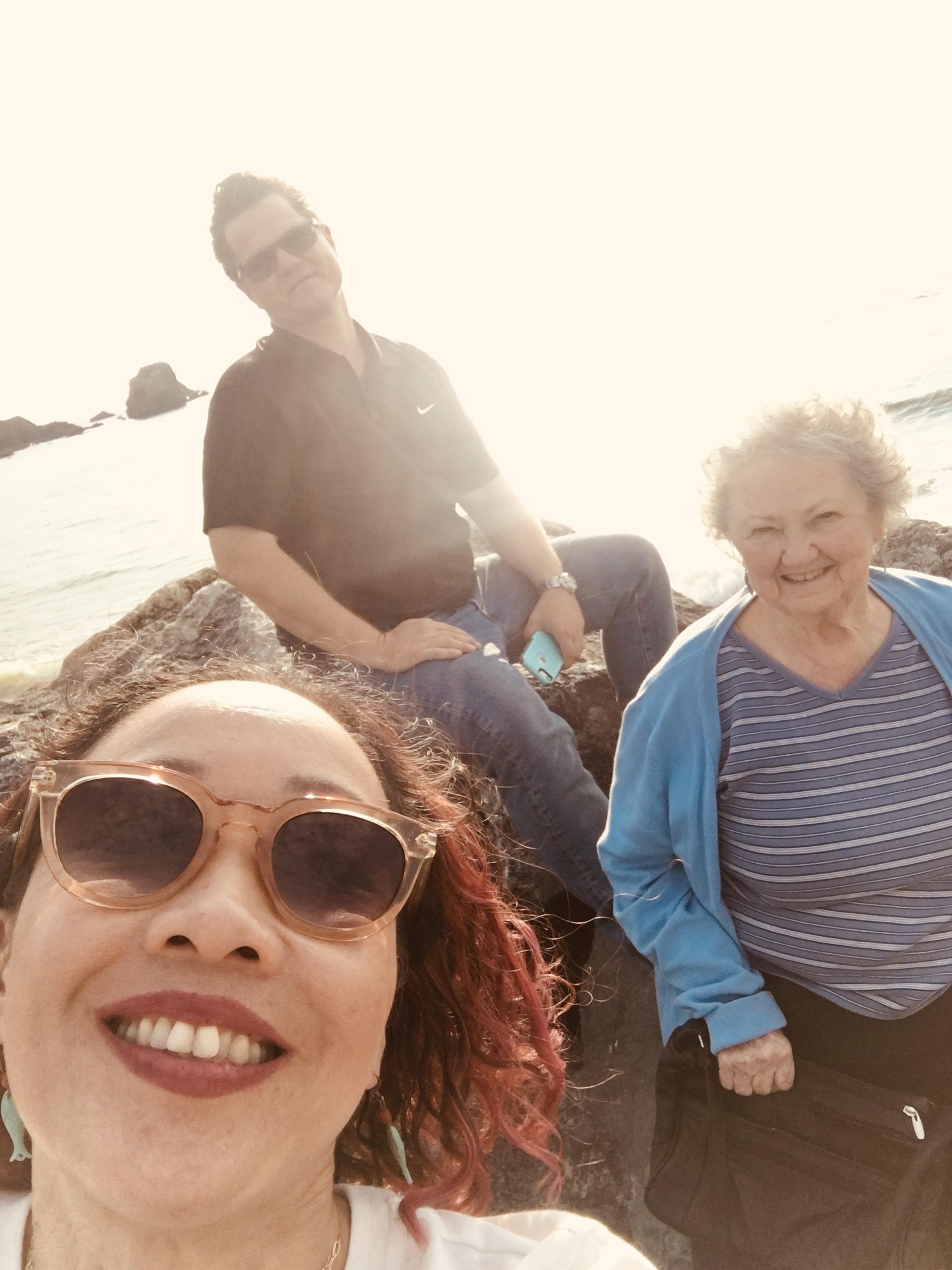 Kurt and family