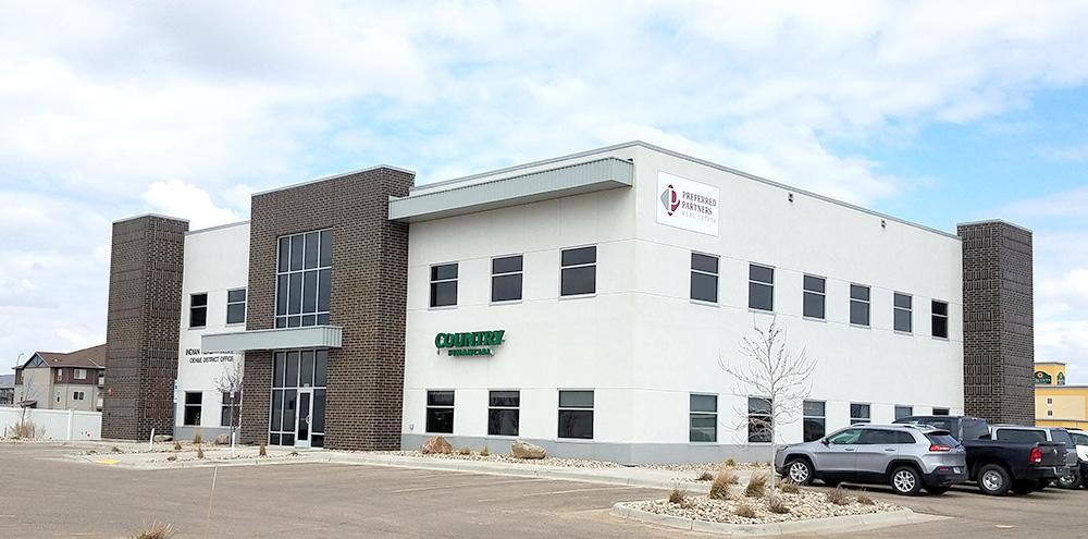 Preferred Partners Real Estate office in Minot, North Dakota