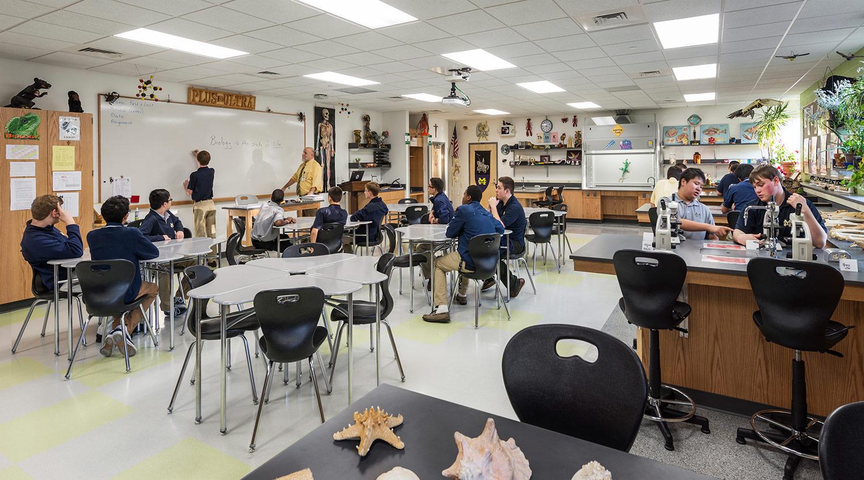 Malden Catholic Science Center