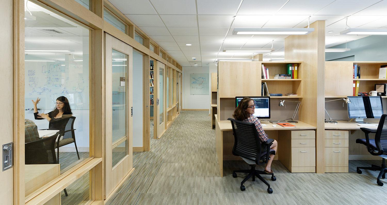 Collaborative Office Area