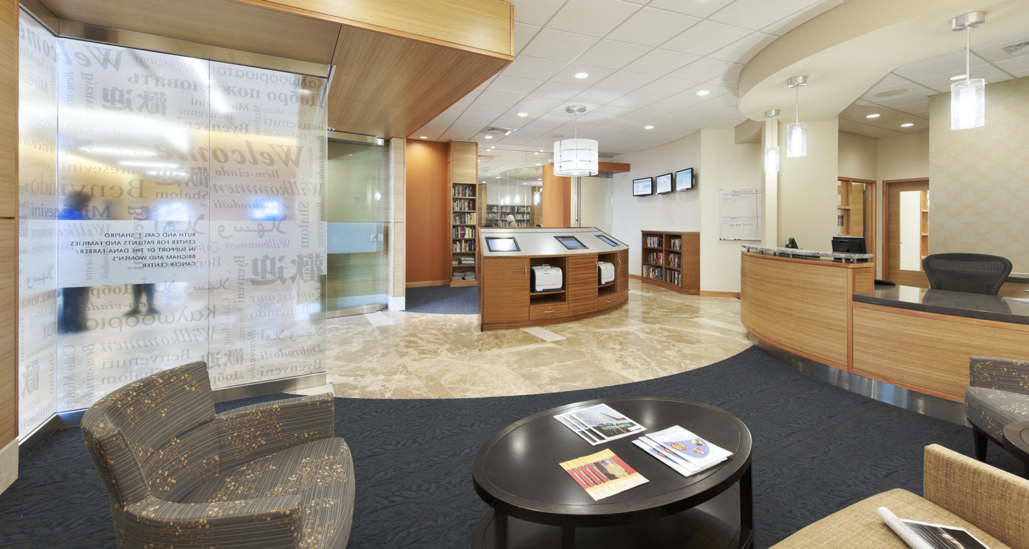 Shapiro Center for Patients and Families