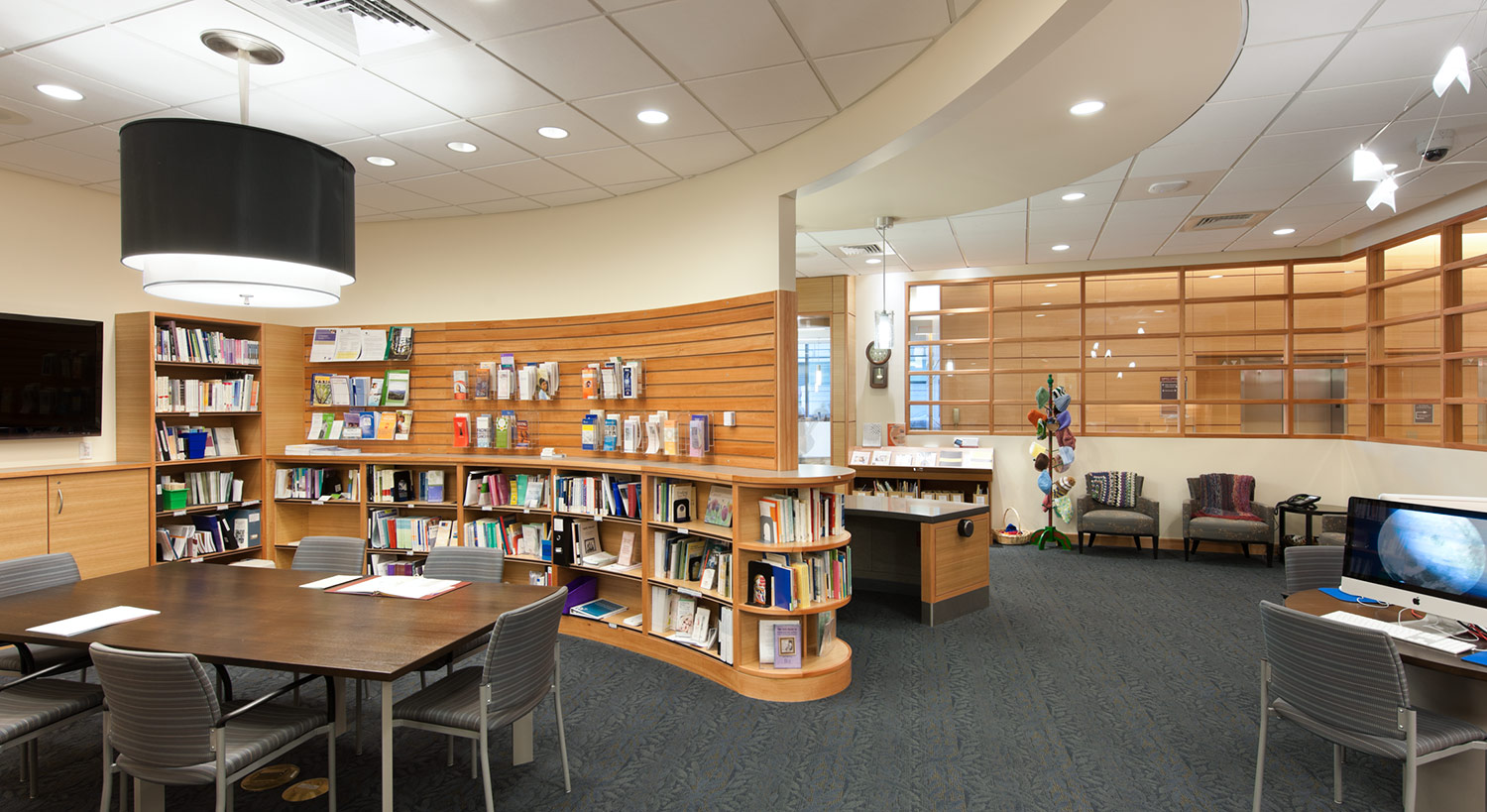Blum Patient and Family Resource Center