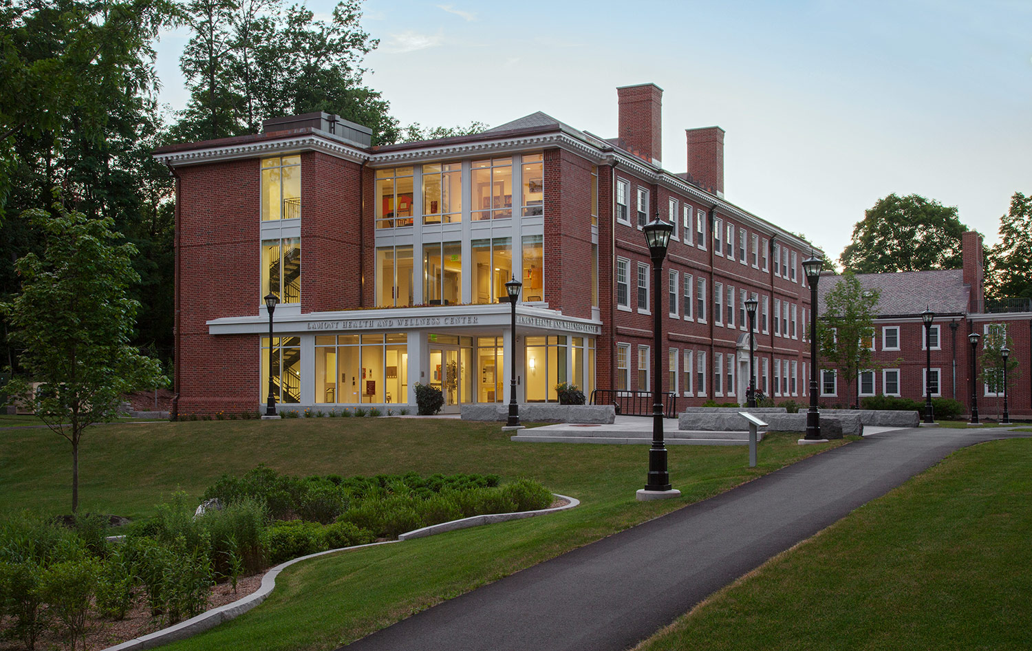 Phillips Exeter Academy, Lamont Health & Wellness Center