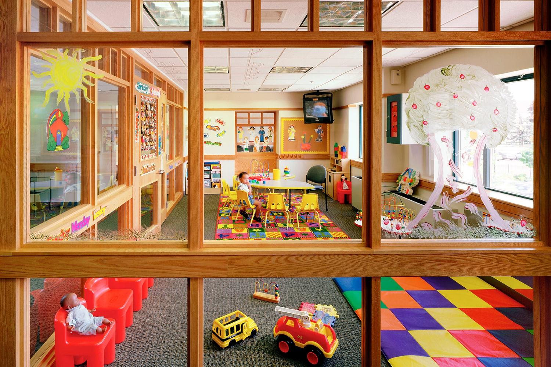Rose Fitzgerald Pediatric Wing