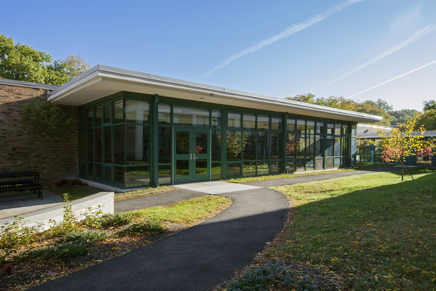 Brookline Heath School Renovation