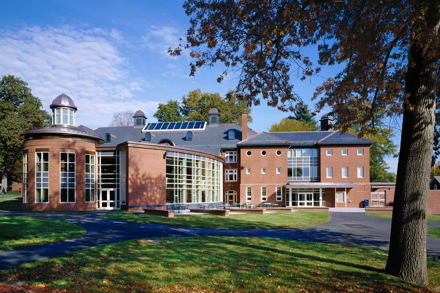 Expanded Blanchard Campus Center