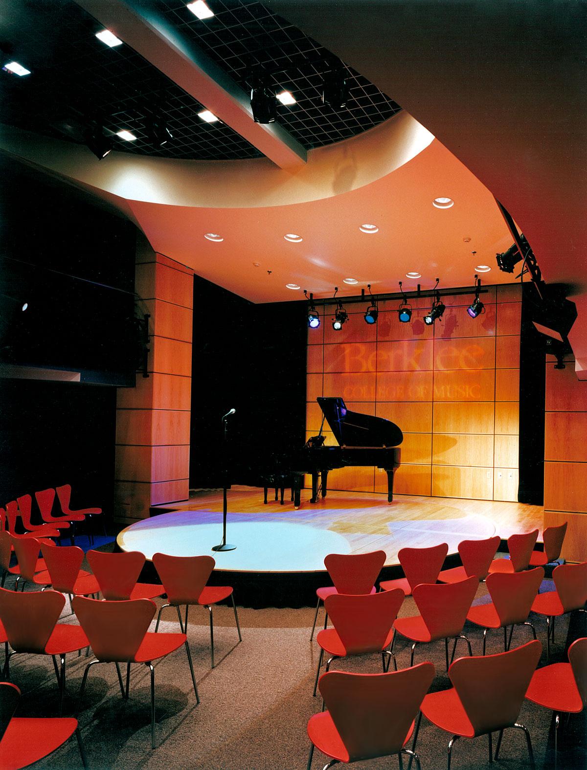 David Friend Recital Hall