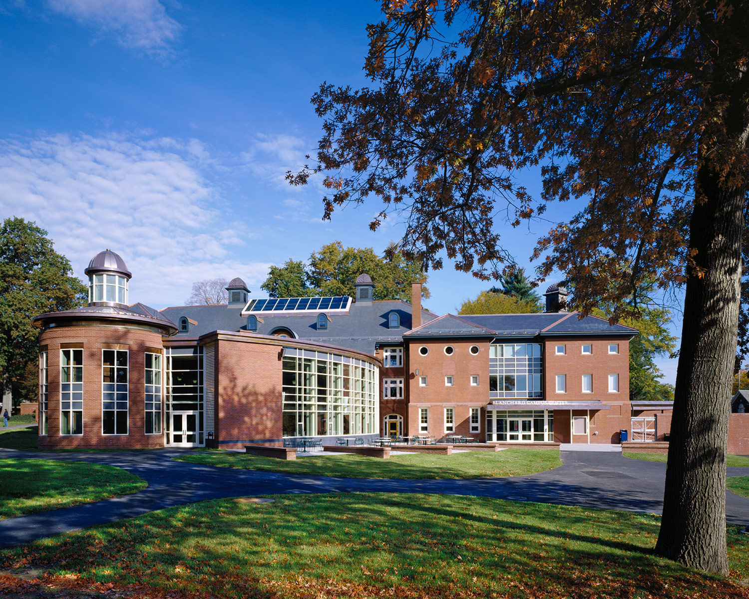 Mount Holyoke College, Blanchard Campus Center