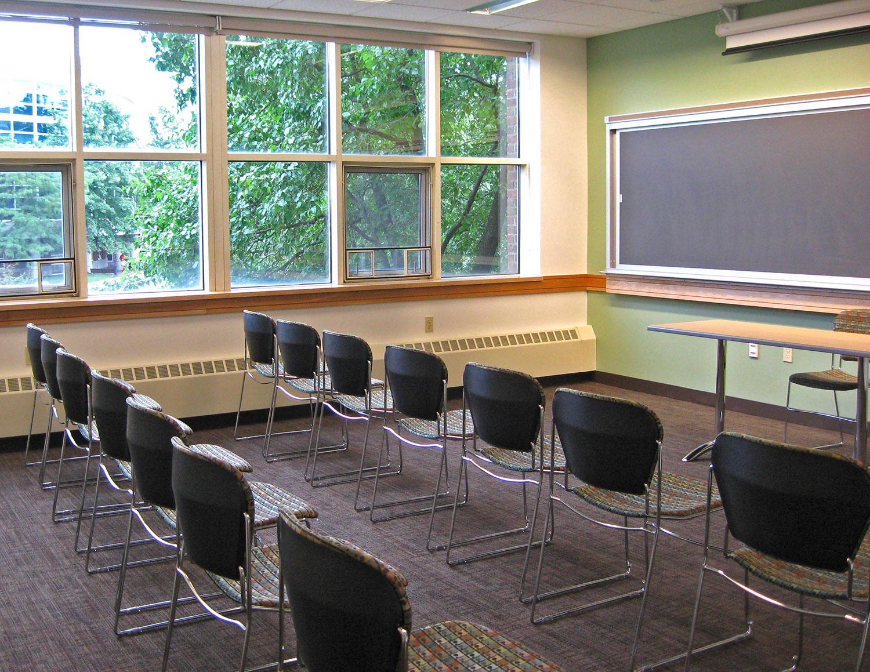 Ryder Hall Classroom