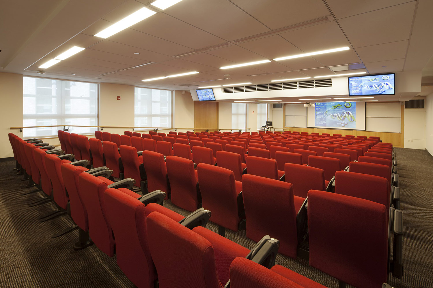 Northeastern University, Classroom Renovations