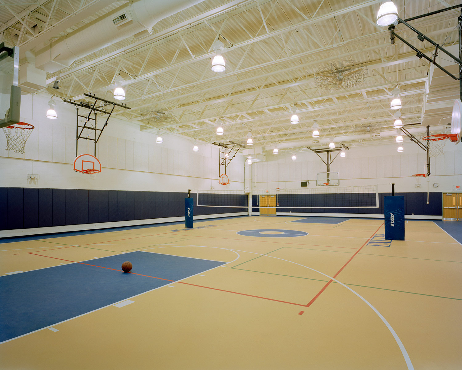 Multi-court Gymnasium