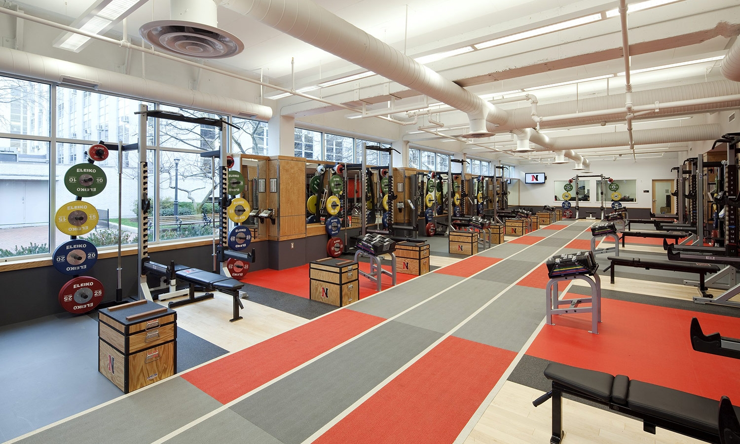 Performance Training Area