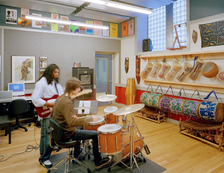 Percussion Department Studios