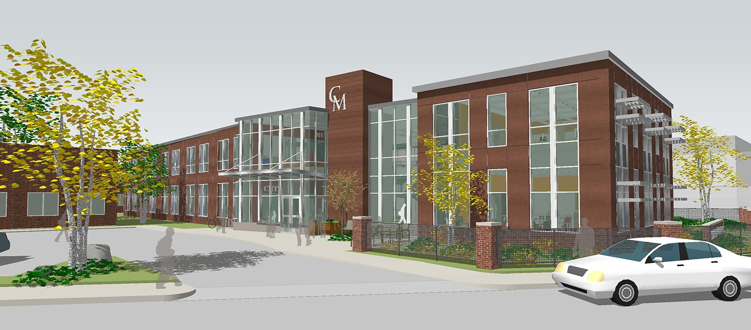 Catholic Memorial School Expansion