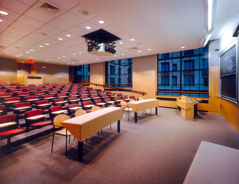 Building 4 Classroom Renovations