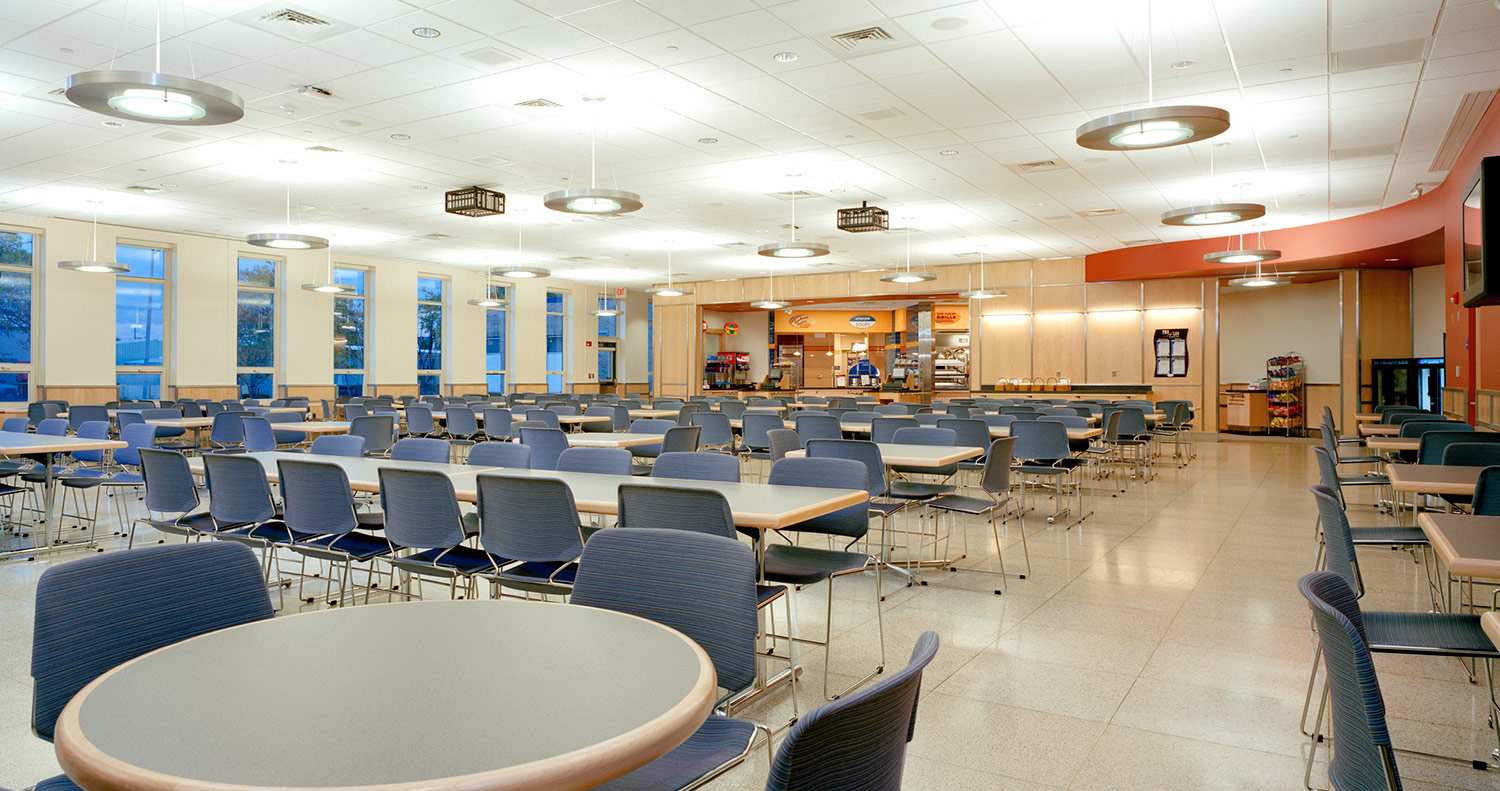 Cafeteria Expansion