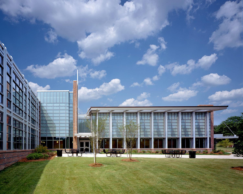 NECC, Fine Arts and Technology Center