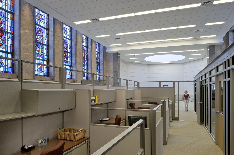 Boston College, 129 Lake Street Renovation