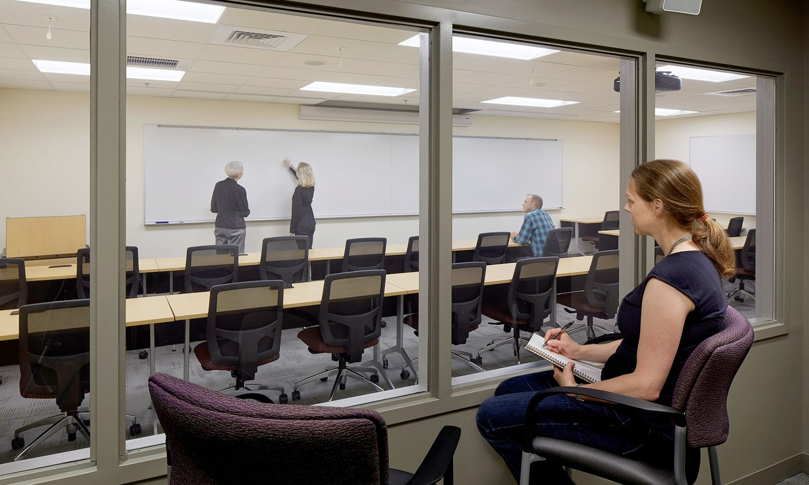 Classroom with Observation Room
