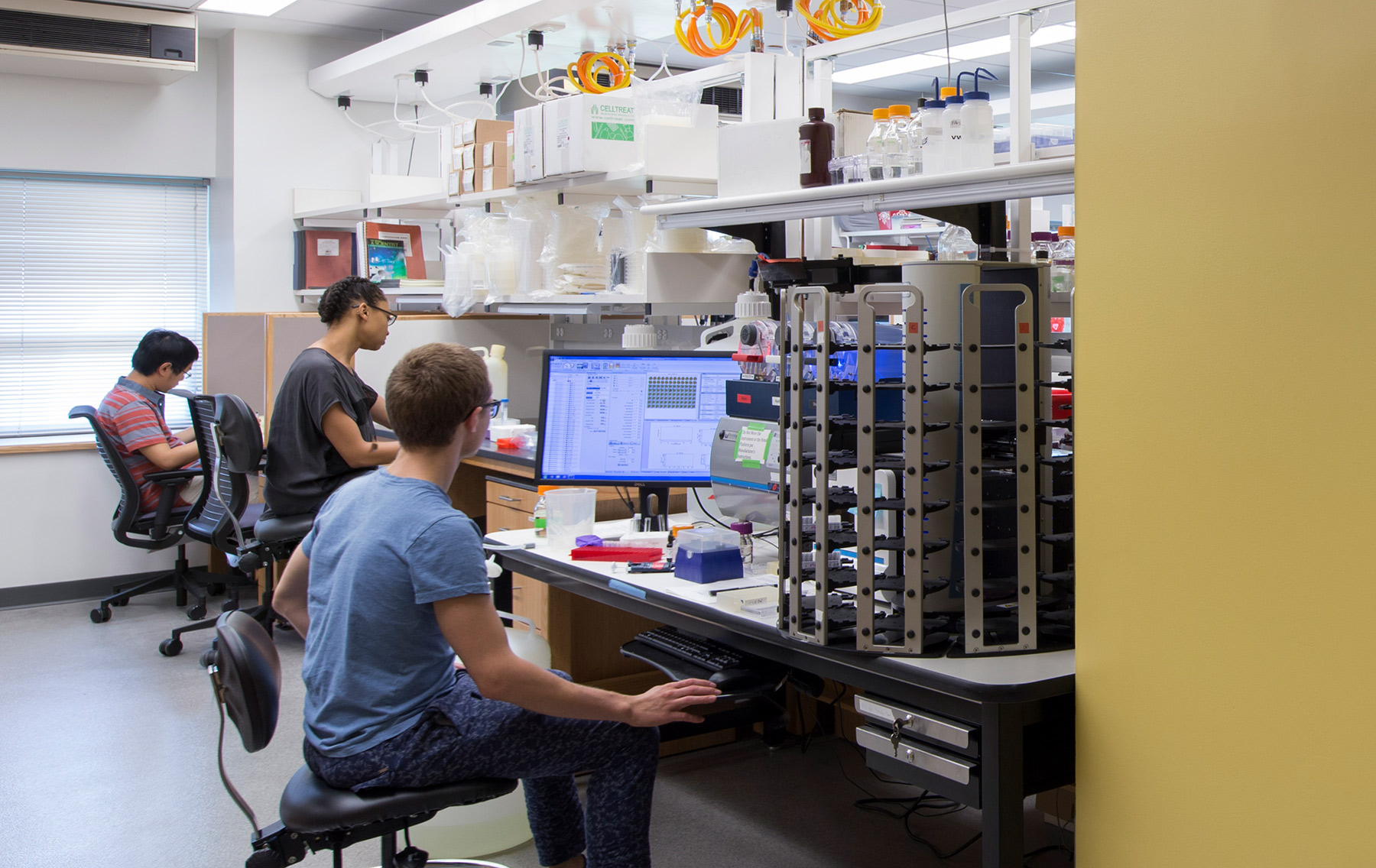 HMS, Systems Biology Lab