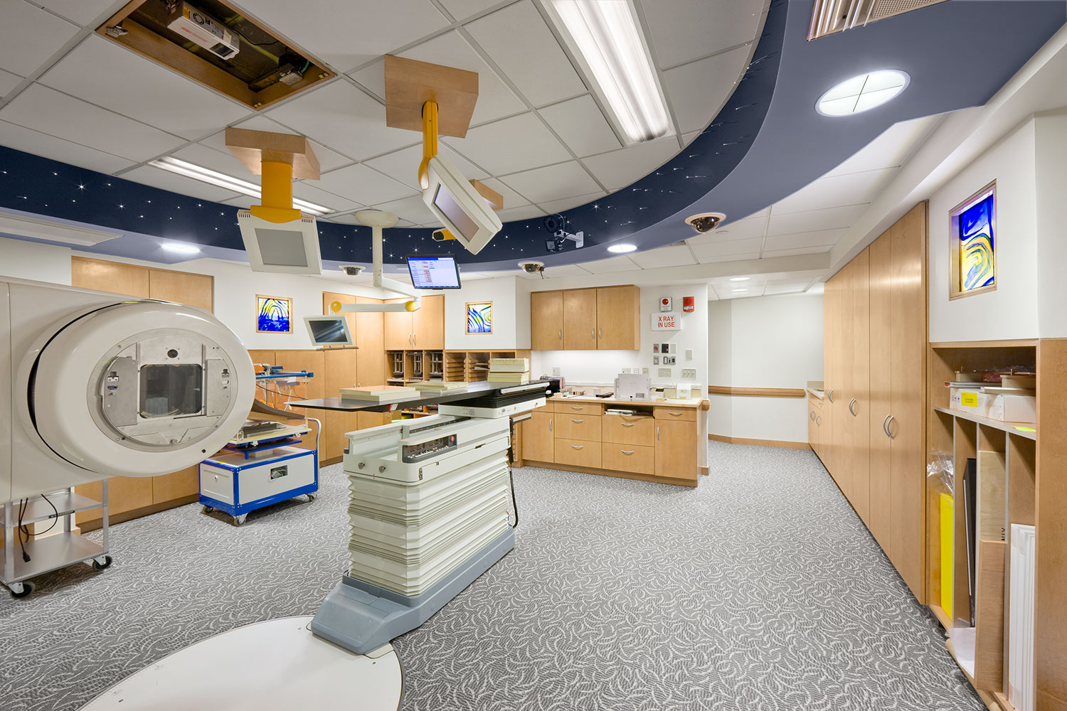 DFCI, LINAC Suite Renovations