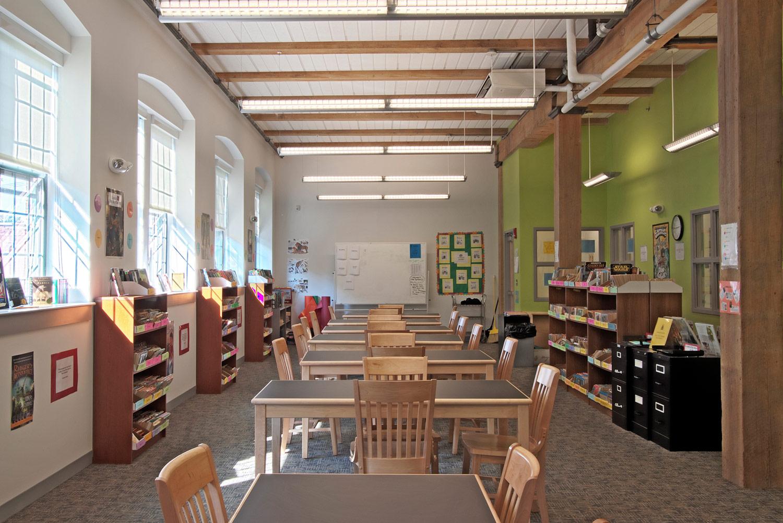Boston Collegiate Charter School, Lower School