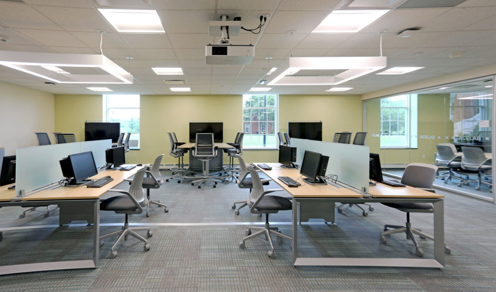Bentley University, ACELAB