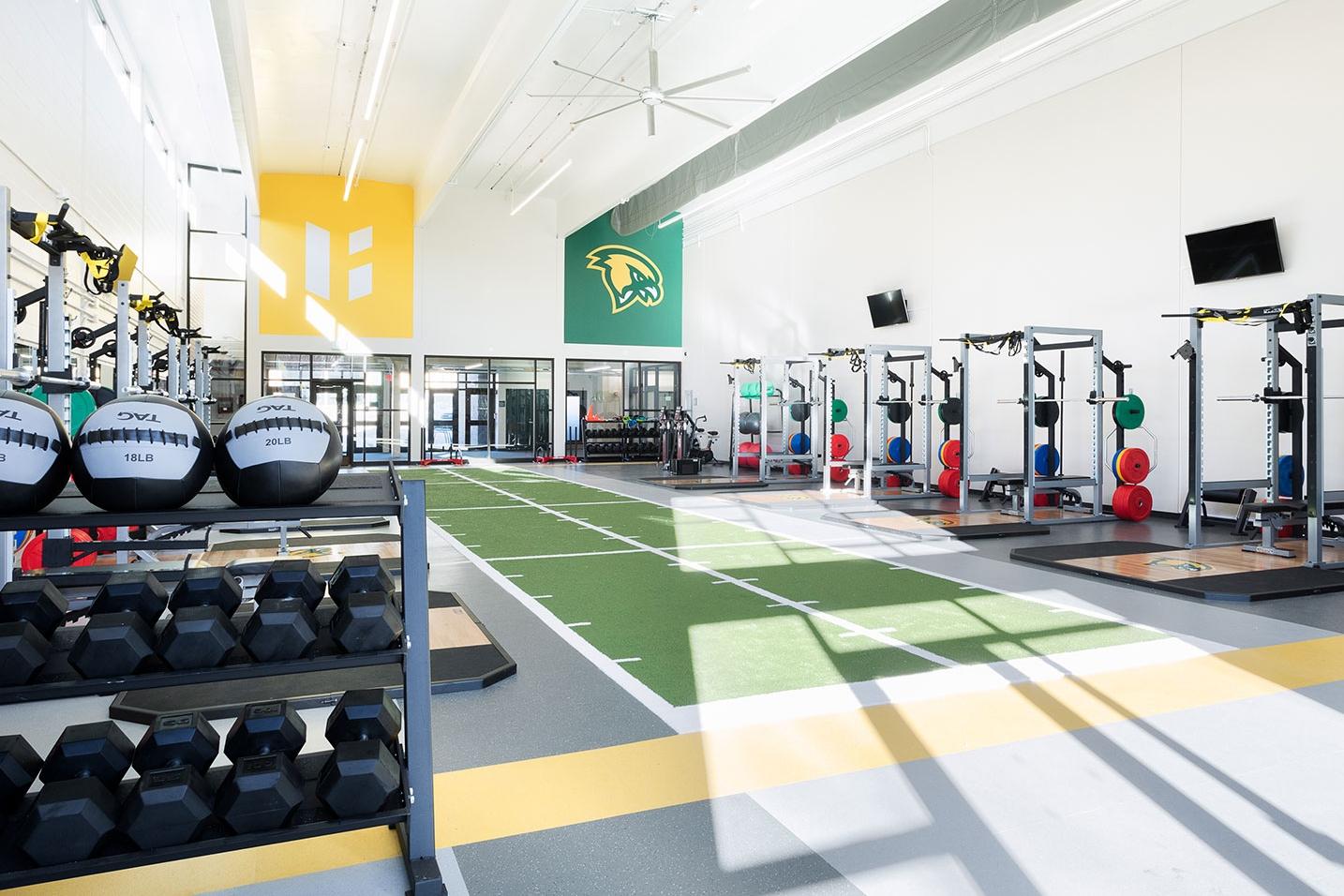 Fitchburg State University, Landry Arena Renovation