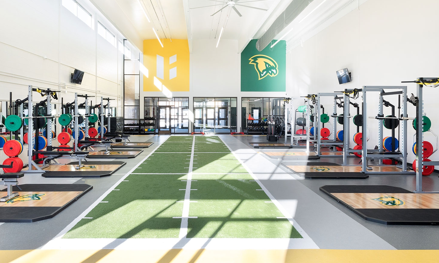 Fitchburg State University Landry Arena Renovation received a CMAA New England Award - The Construction Management Association of America's New England Chapter recognized the Landry Arena Renovation and Adaptive Reuse with a 2018 CMAA New England Award. Read more.