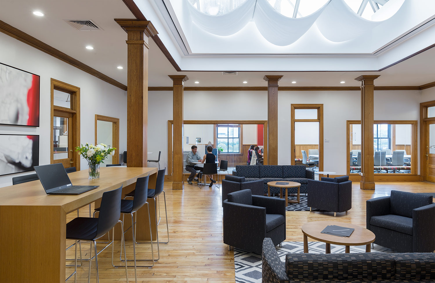 Partners HealthCare, Partners Innovation Workplace