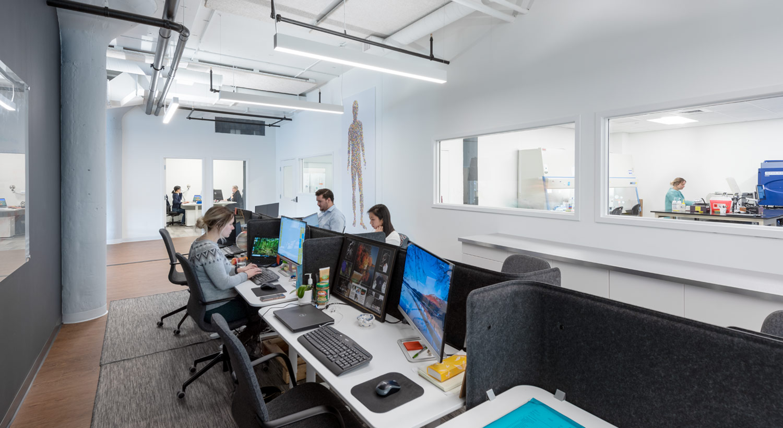 Shared Work Area