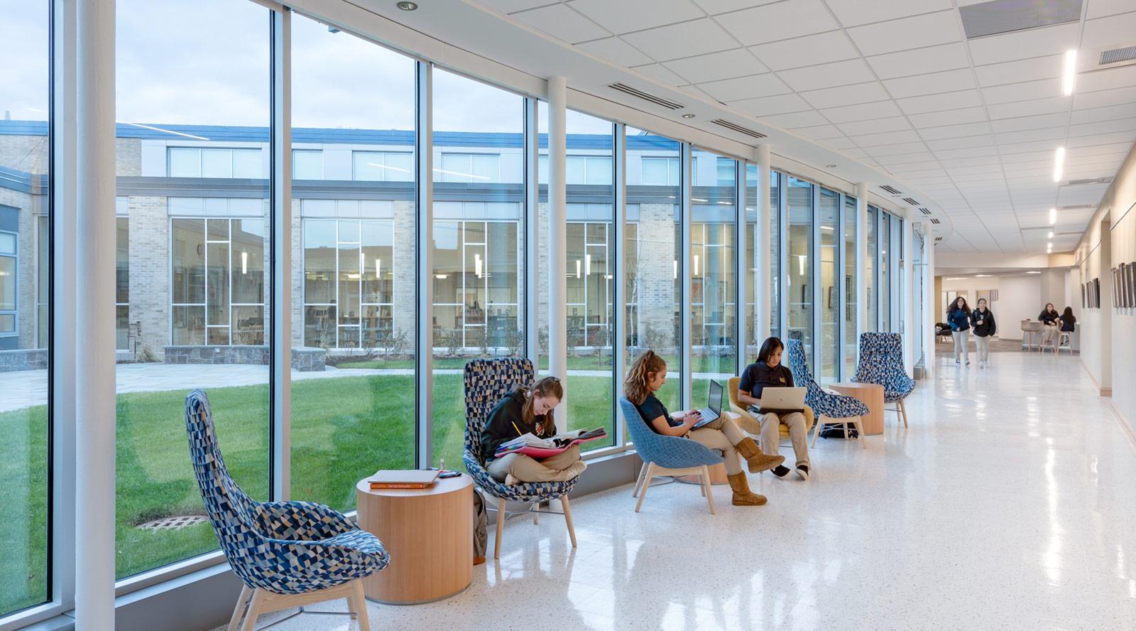 Malden Catholic High School, School for Girls