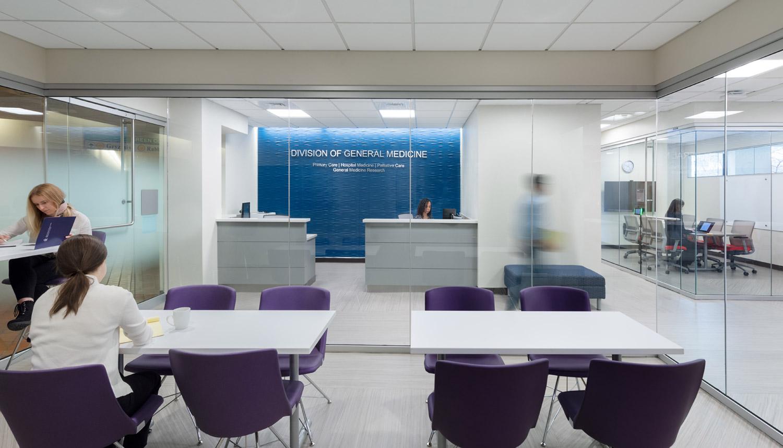 Bidmc General Medicine Workplace Mds Miller Dyer Spears Architects
