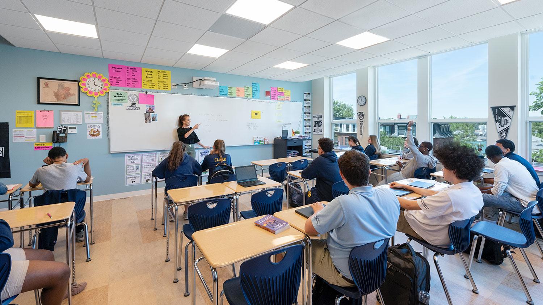 New General Classroom
