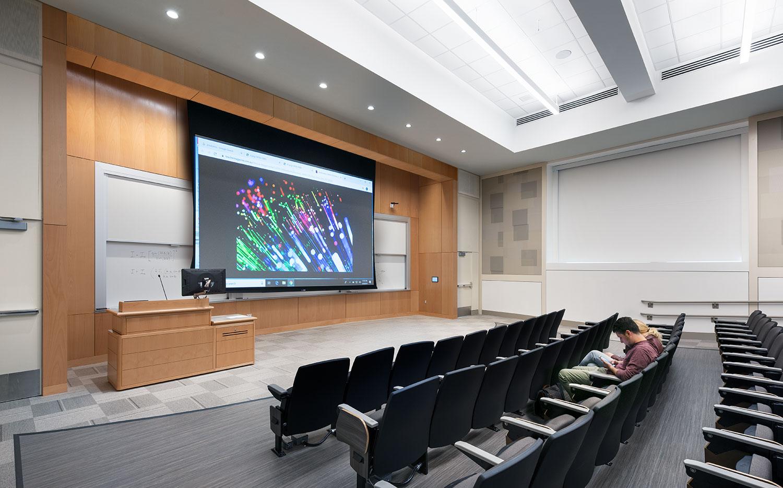 Boston University, Photonics Classroom Improvements