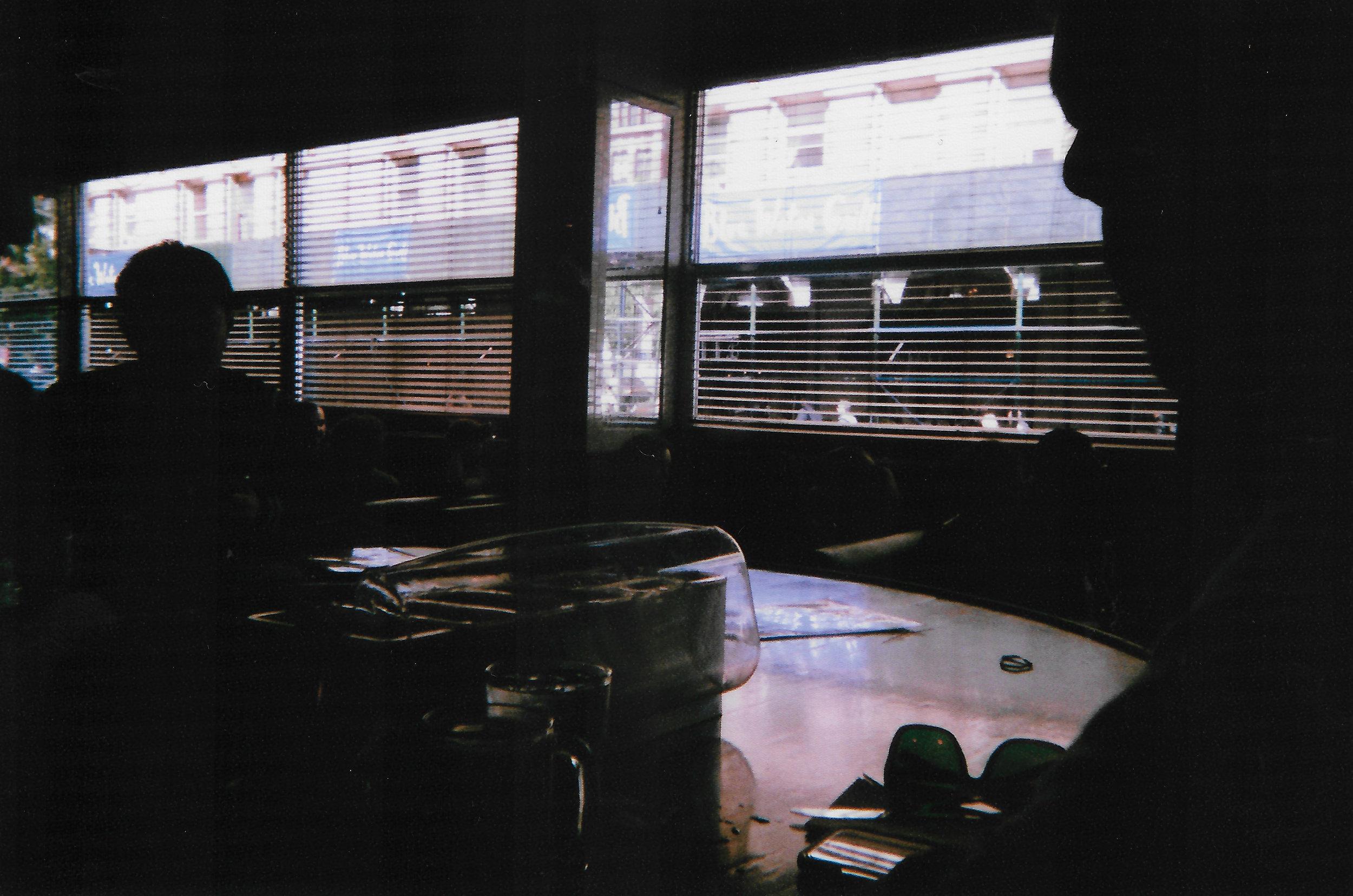 The Coffee Shop, NYC