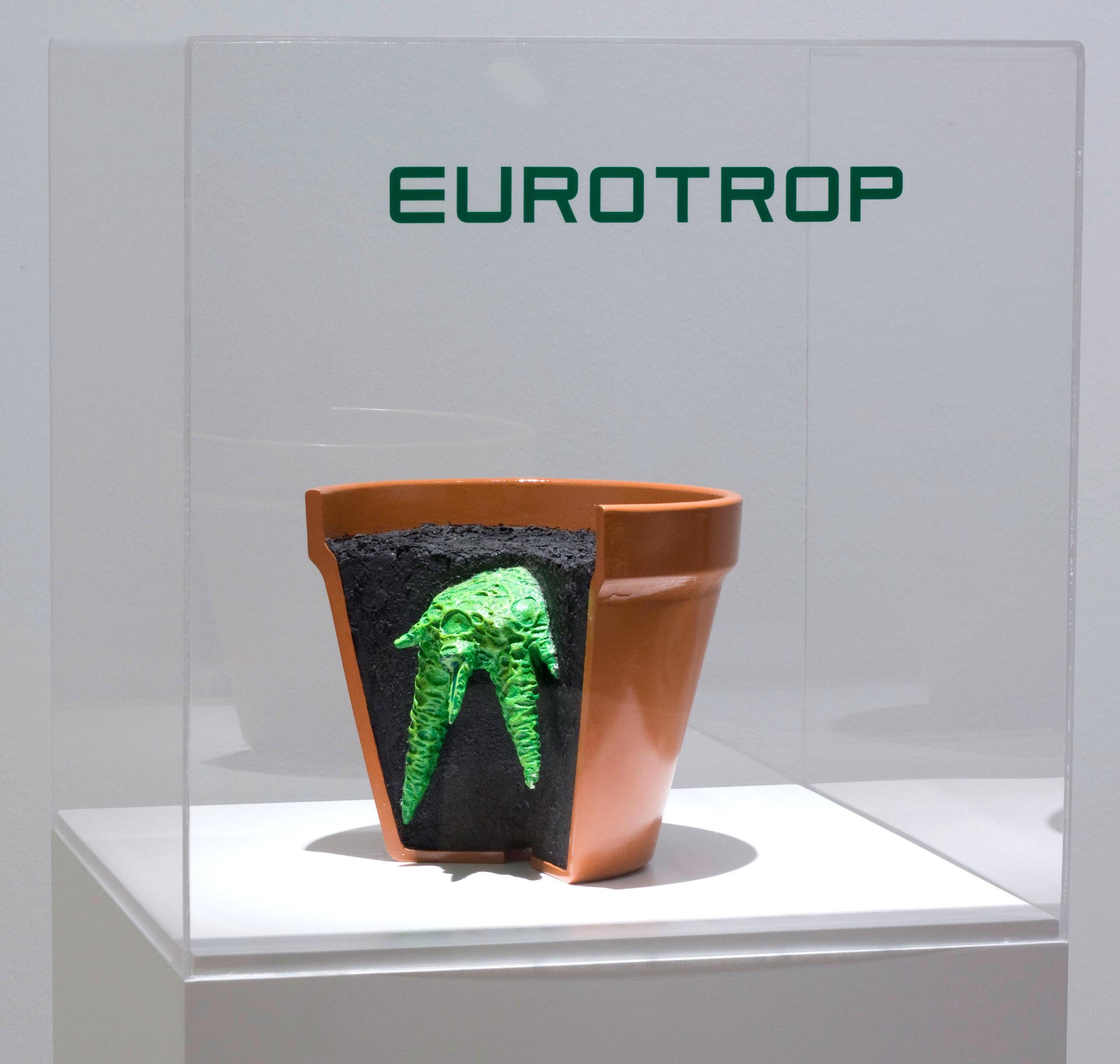 Eurofarm – EUROTROP 1998, the ideal house plant