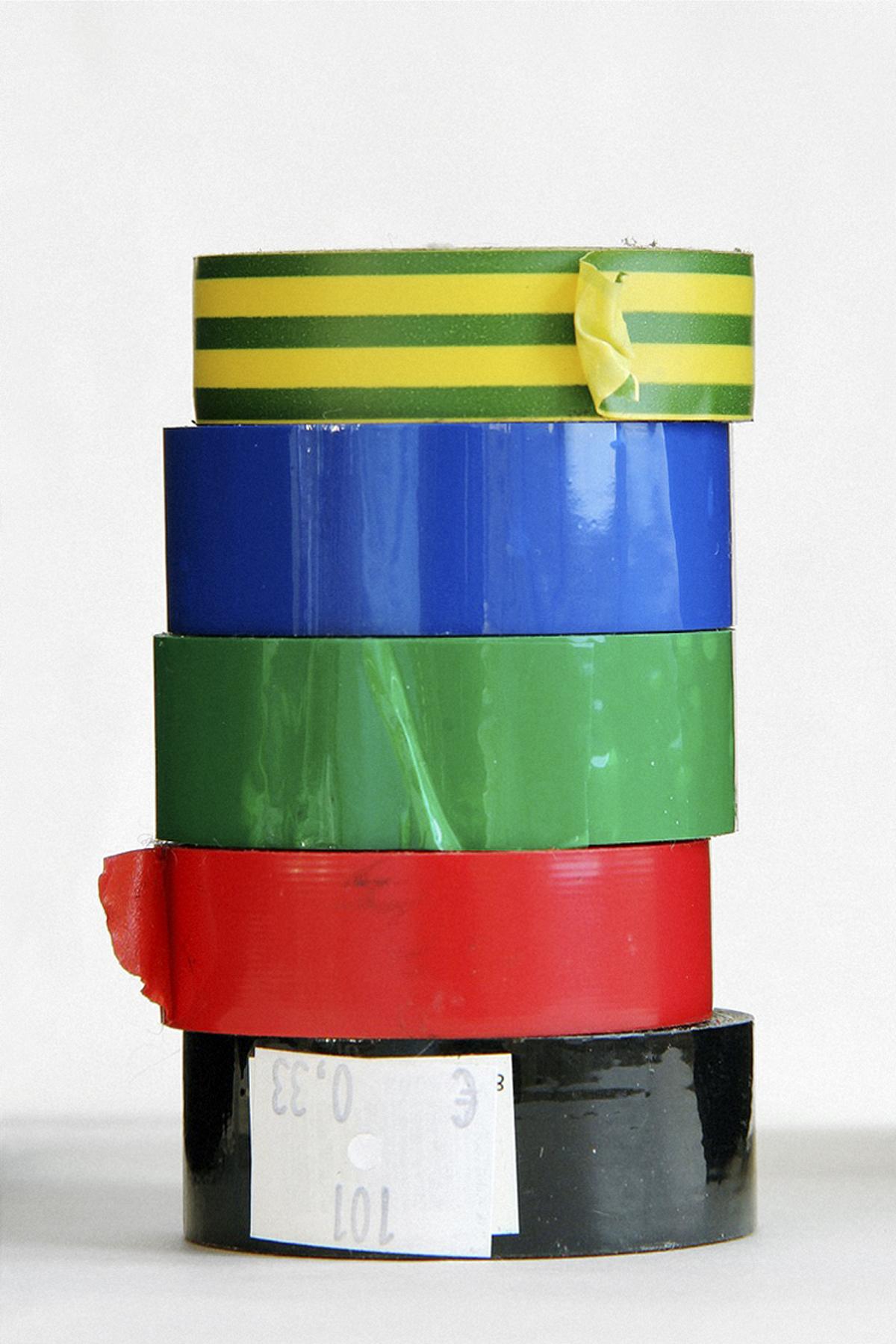 Five Tapes 2011, Epson fine art print, 50 x 35 cm Ed. of 5