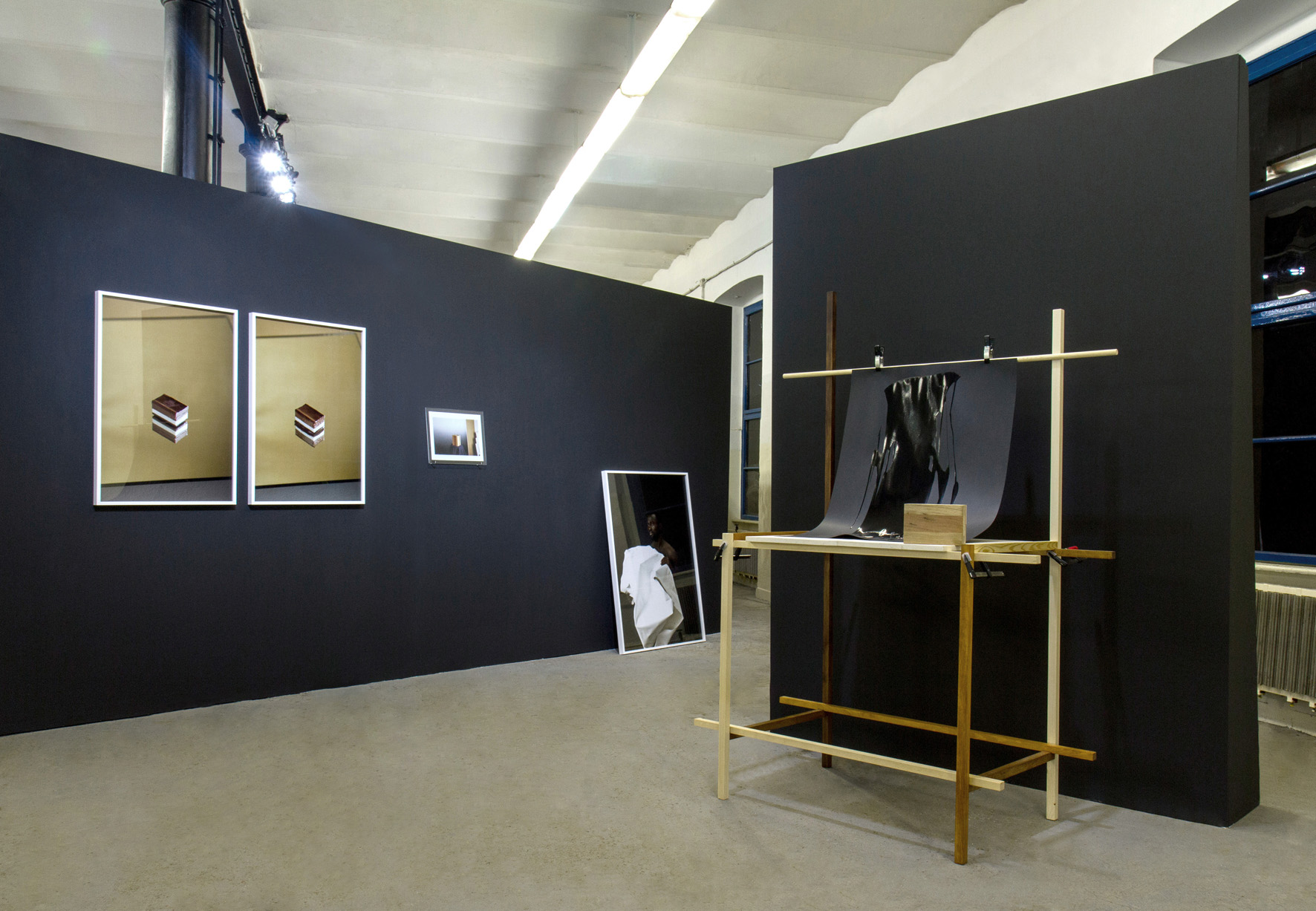 The Ultimate Norm 2015, view of the installation, size variable