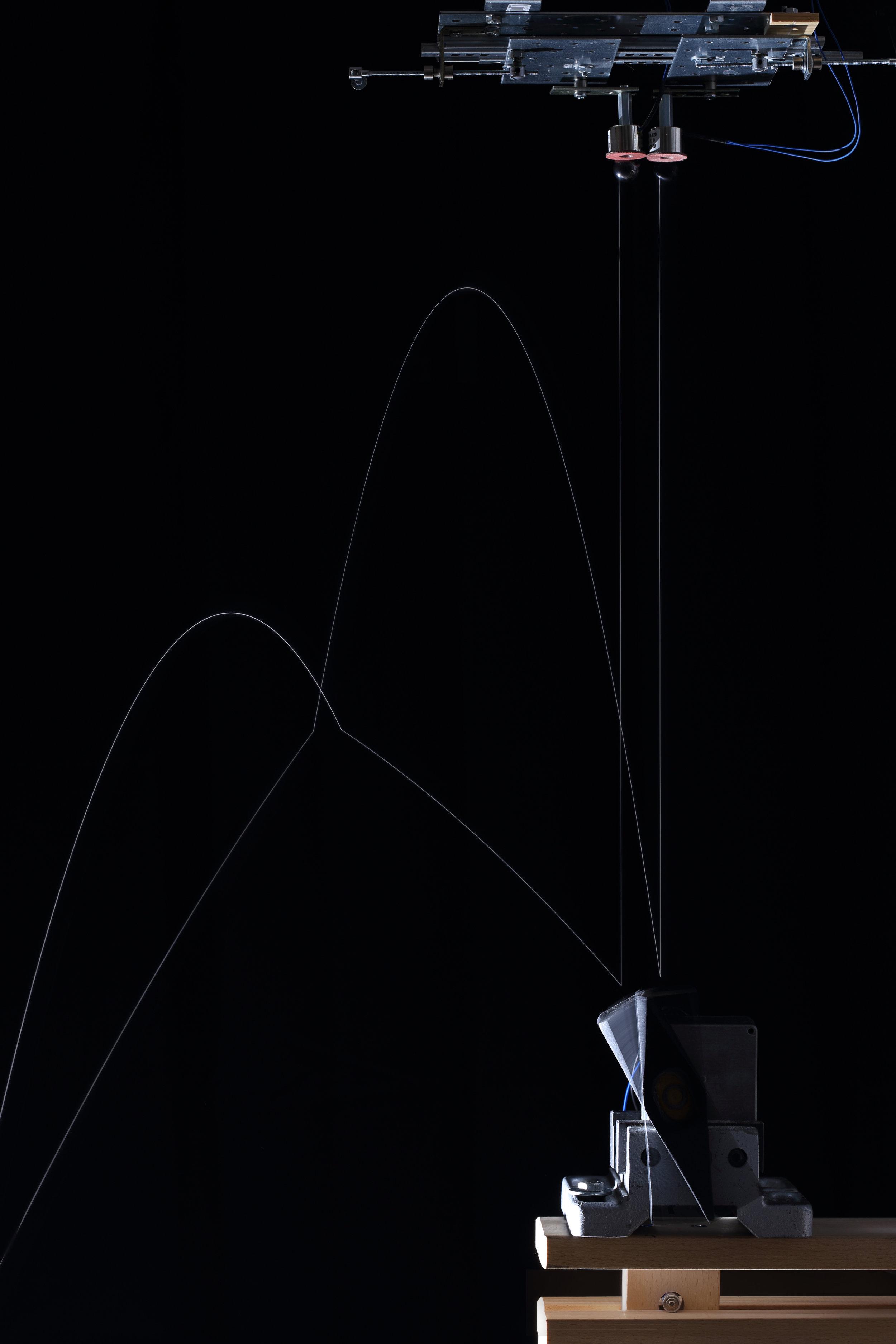 Ütközés 6 / Collision 6, 2018. archival pigment print, 60 x 40 cm, Ed. of 3 + 1 AP