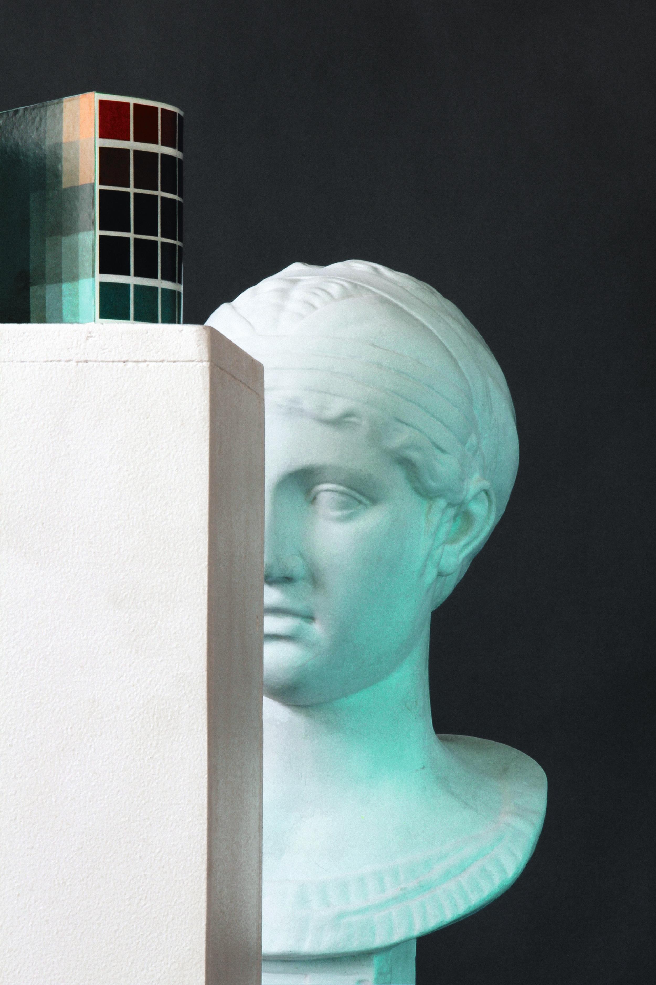 Pixel-head 2011, Epson fine art print, 50 x 35 cm, Ed. of 5 + 3 AP