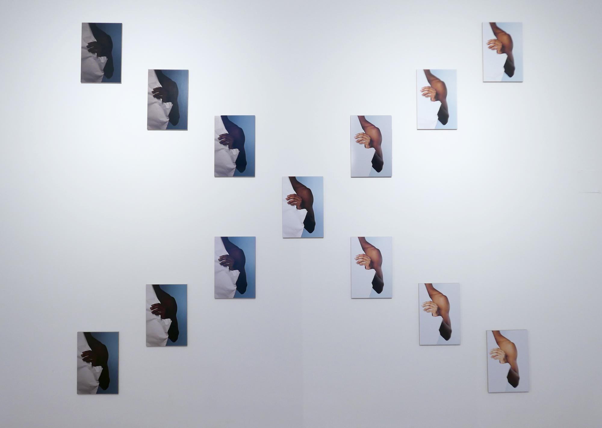 Radek Brousil: Ultimate Norm 2015, 13 pcs. digital C-prints mounted on MDF