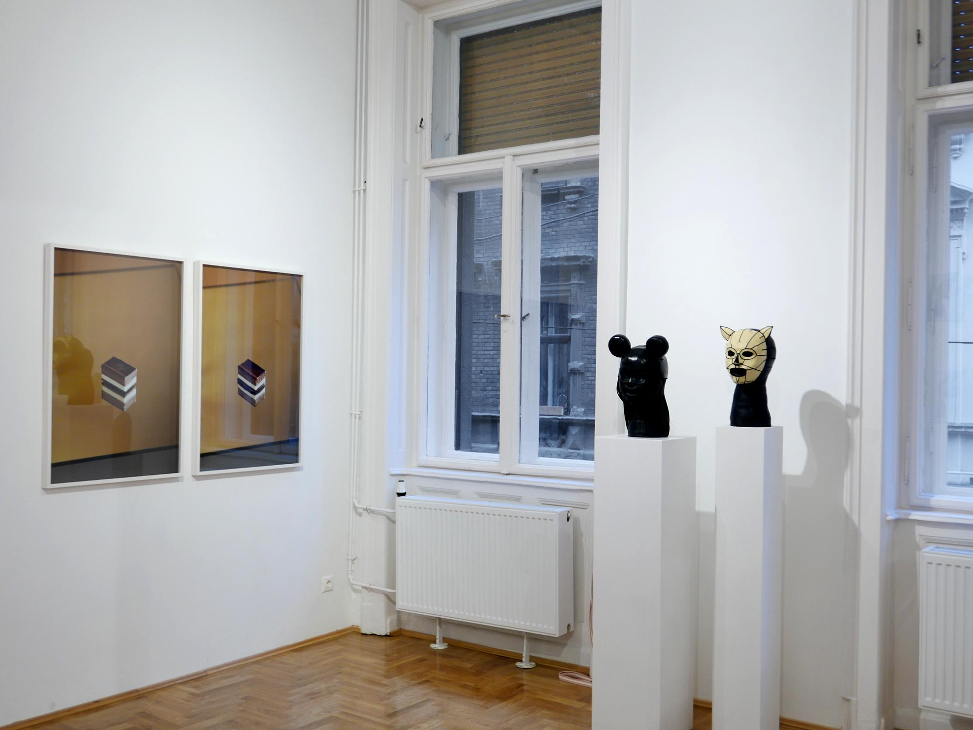 Radek Brousil, Aneta Grzeszykowska view of the show