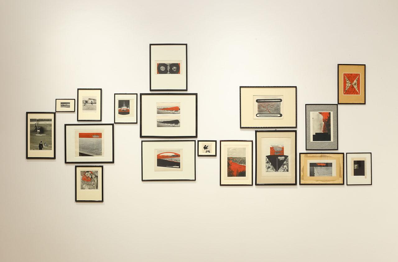 Svätopluk Mikyta: Re-drawing 1996 – 2014. 18 pcs. of drawings on rotogravure