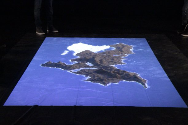 Igor Bošnjak: Eutopia_ Self-contained continent