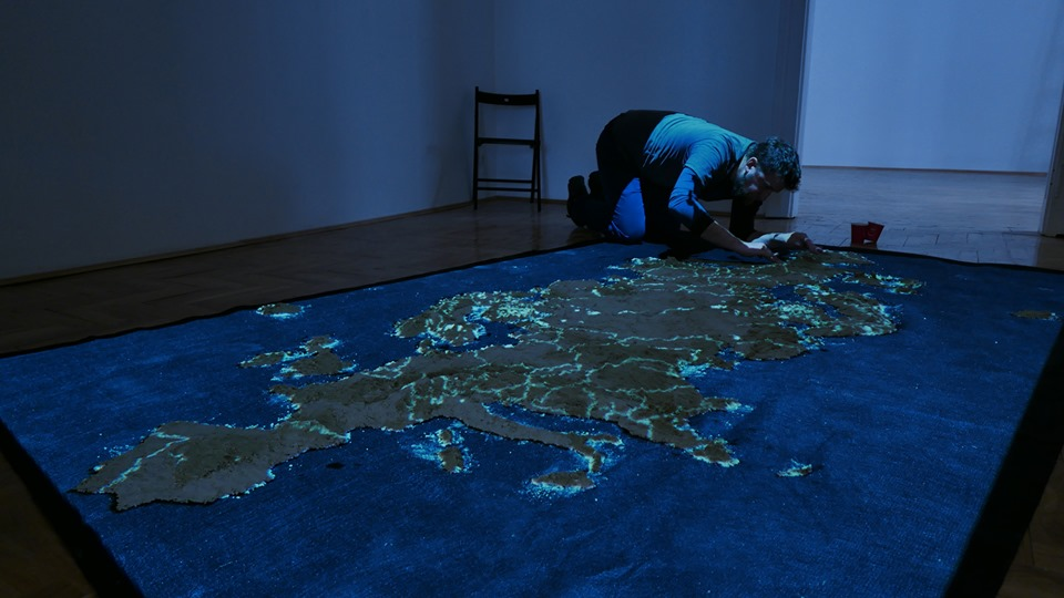 Igor Bošnjak: Eutopa_ Self-contained continent