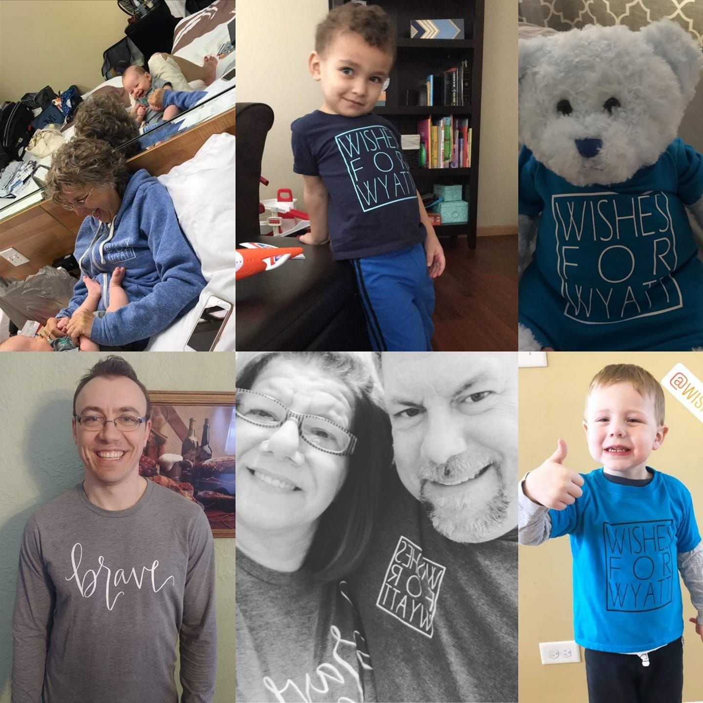 Wyatt's February Fundraiser