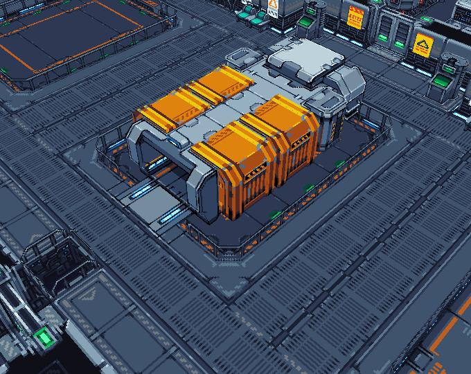 The hauler has extra cargo capacity