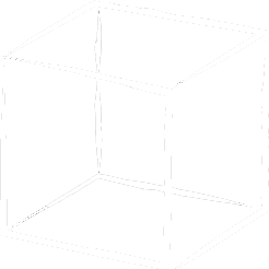A cube has 6 sides