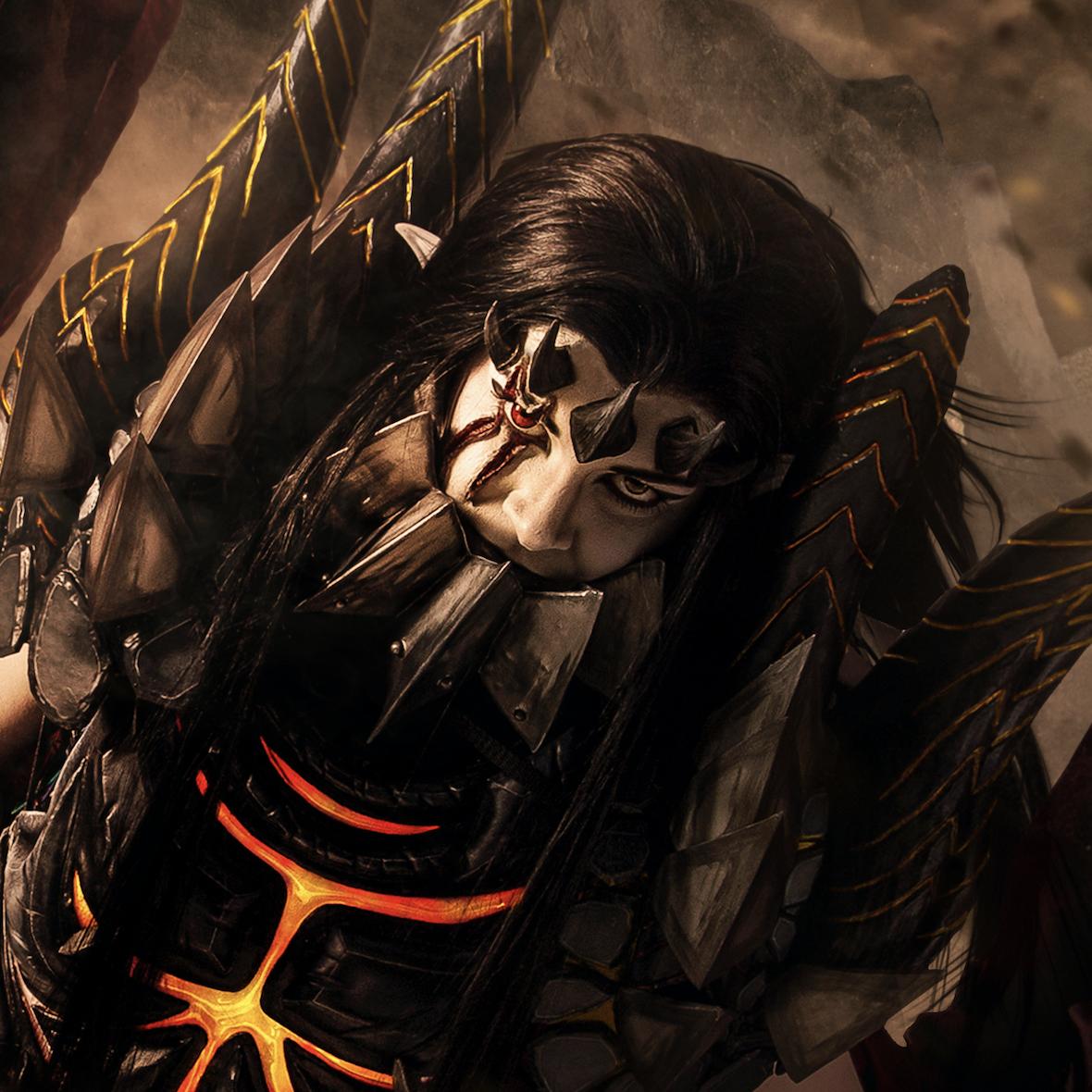 Deathwing Costume made by Tingilya